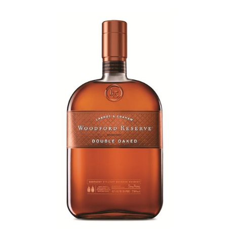 Woodford Reserve Double Oaked Bourbon  // Mash & Grape