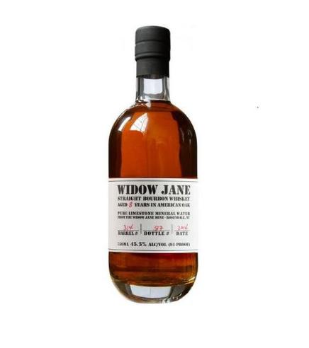 Widow Jane Straight Bourbon  // Mash & Grape