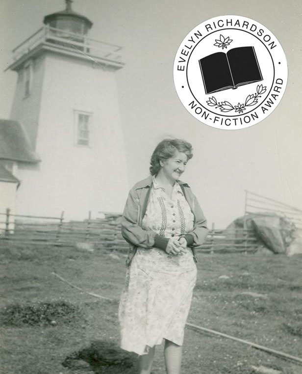 The Evelyn Richardson Non-Fiction Award was first presented in 1978. It is named in honour of    Evelyn Richardson   , who in 1945 won the Governor General's Non-Fiction Award for  We Keep A Light,  her memoir of life in a family of lighthouse keepers in Shelburne County.