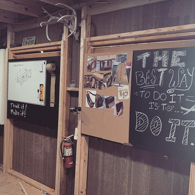 Next project.  Roubo/Nicholson hybrid workbench.  #woodshop #makers
