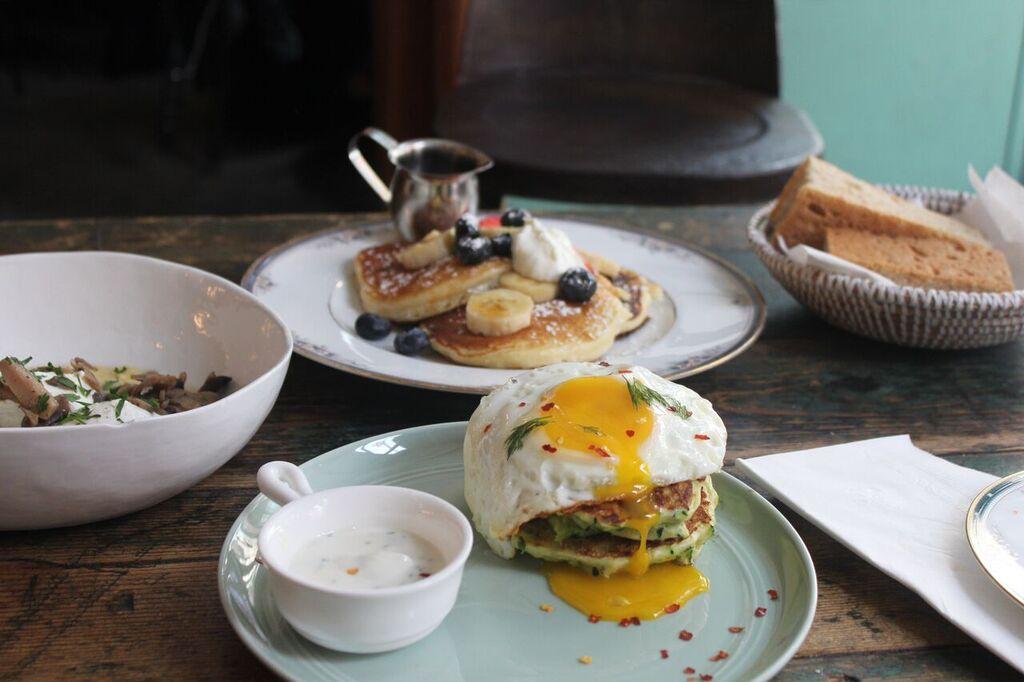 Pictured: Epistrophy Cafe