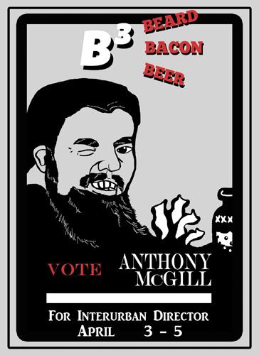 Beard, Bacon and Beer