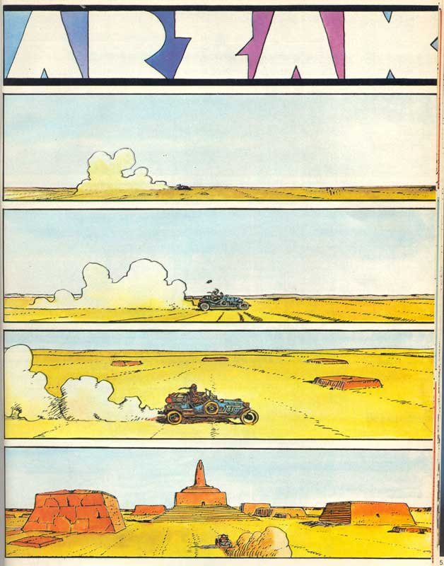 Arzak Page 1