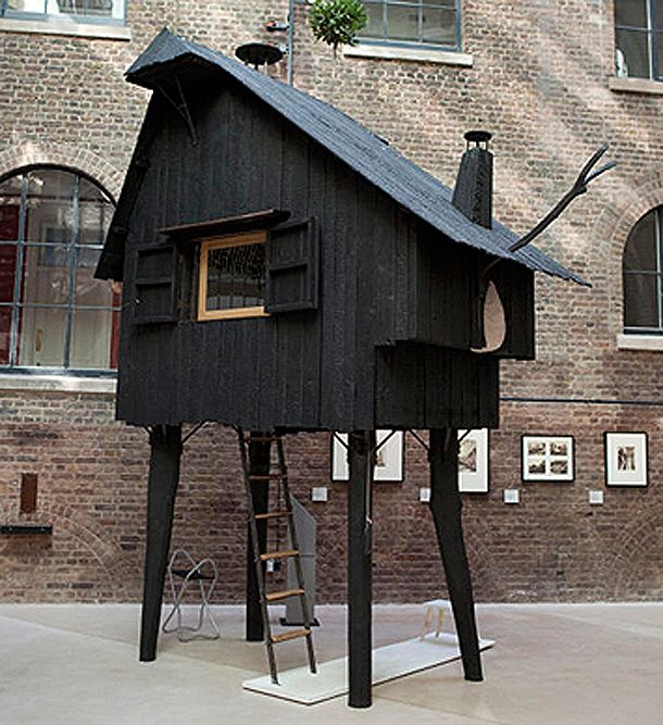 Beetle's House. V&A Museum, London