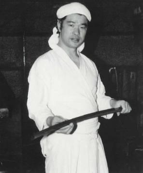 A young handsome Ono Yoshimitsu