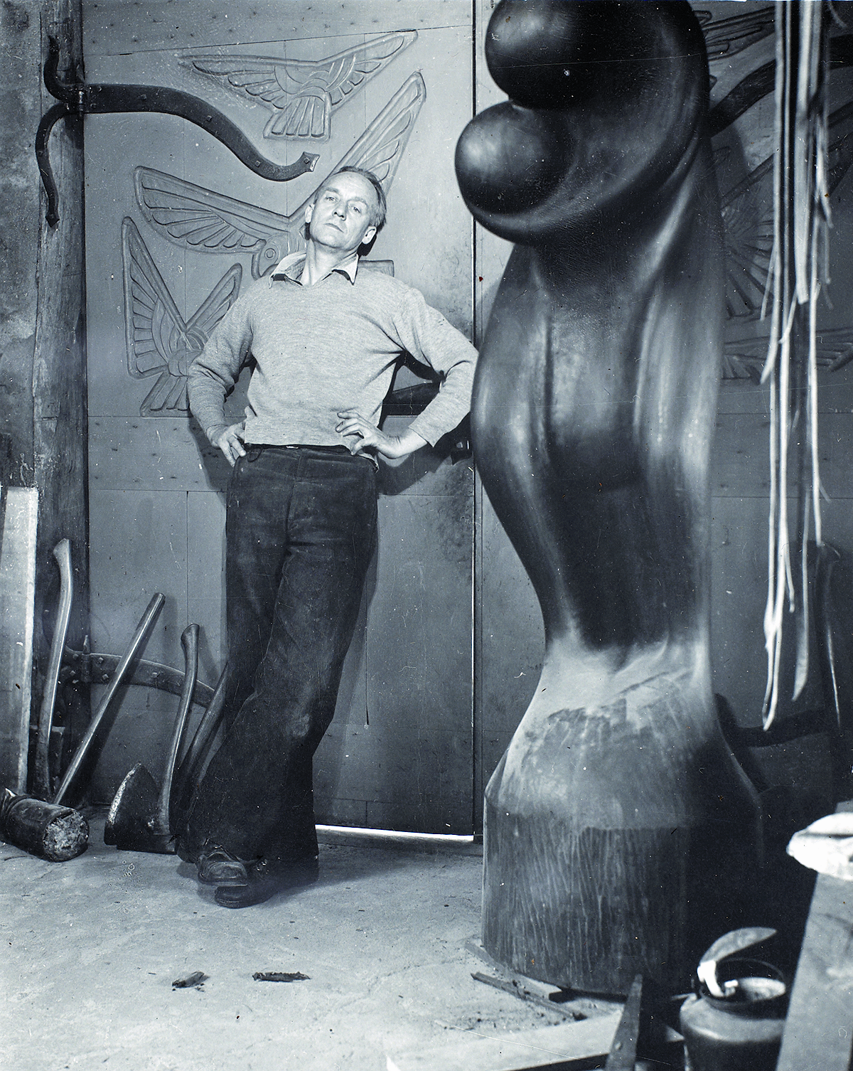Wharton Esherick, 1940