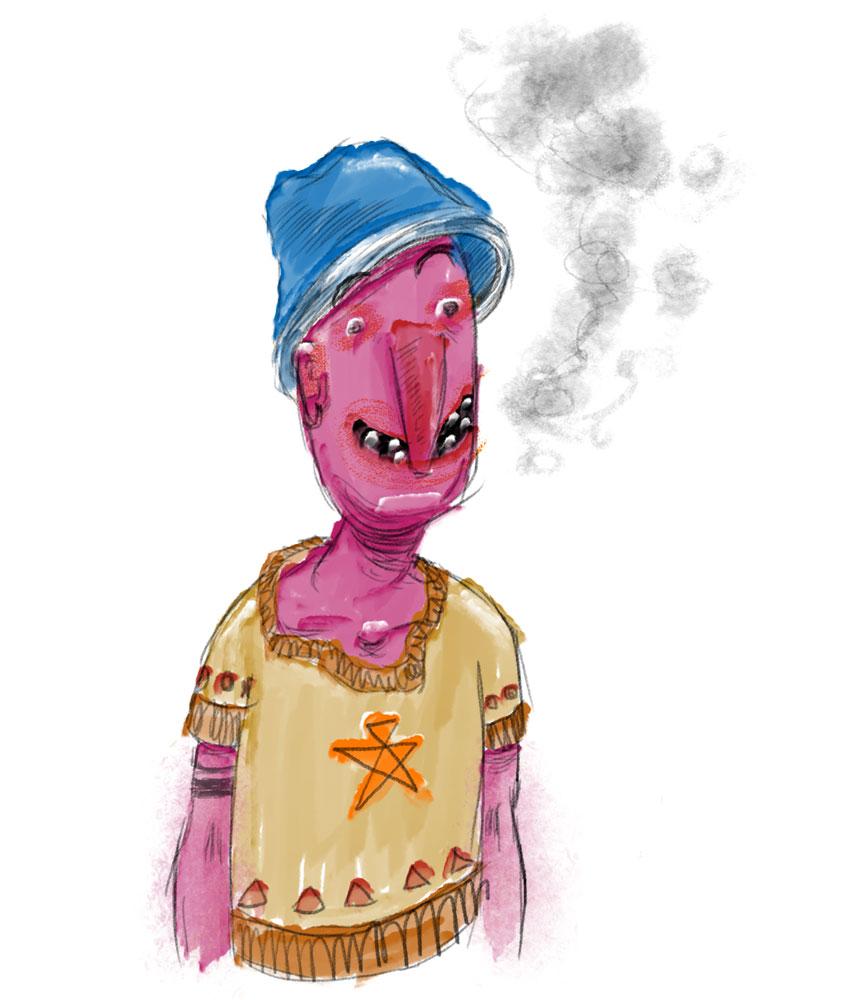 Smoker's Breath