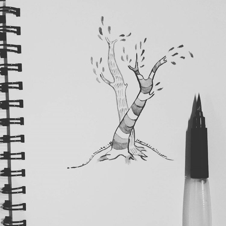 Some trees that are also lovers