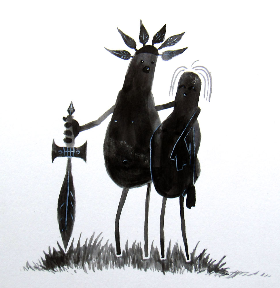 95 - Raffe and his Lady Friend