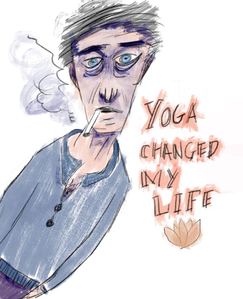 96 - Yoga Changed my Life