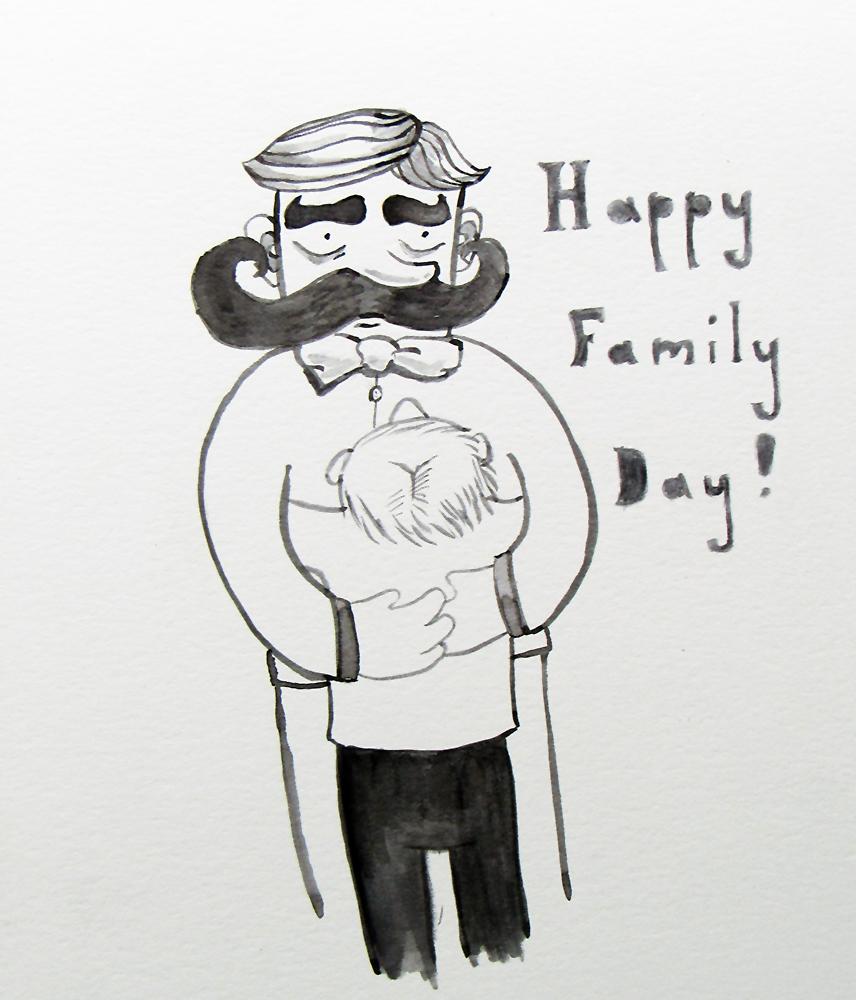 23 - Happy Family Day