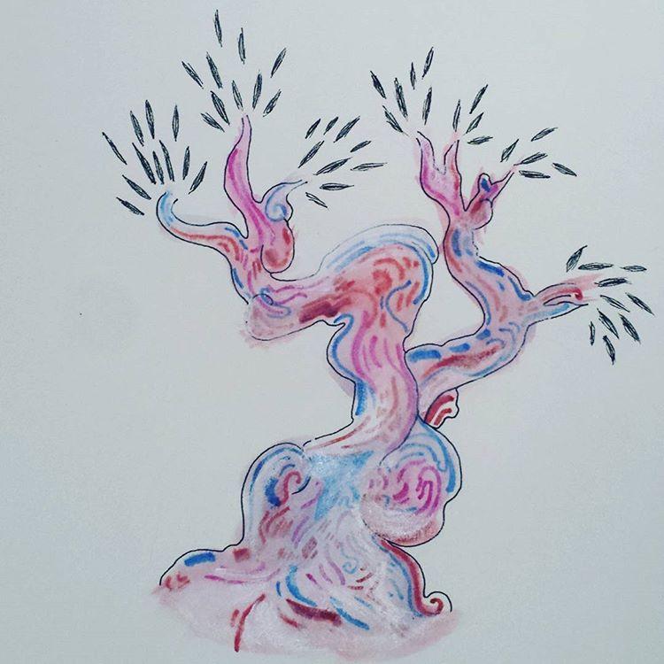 80 - Vein Tree