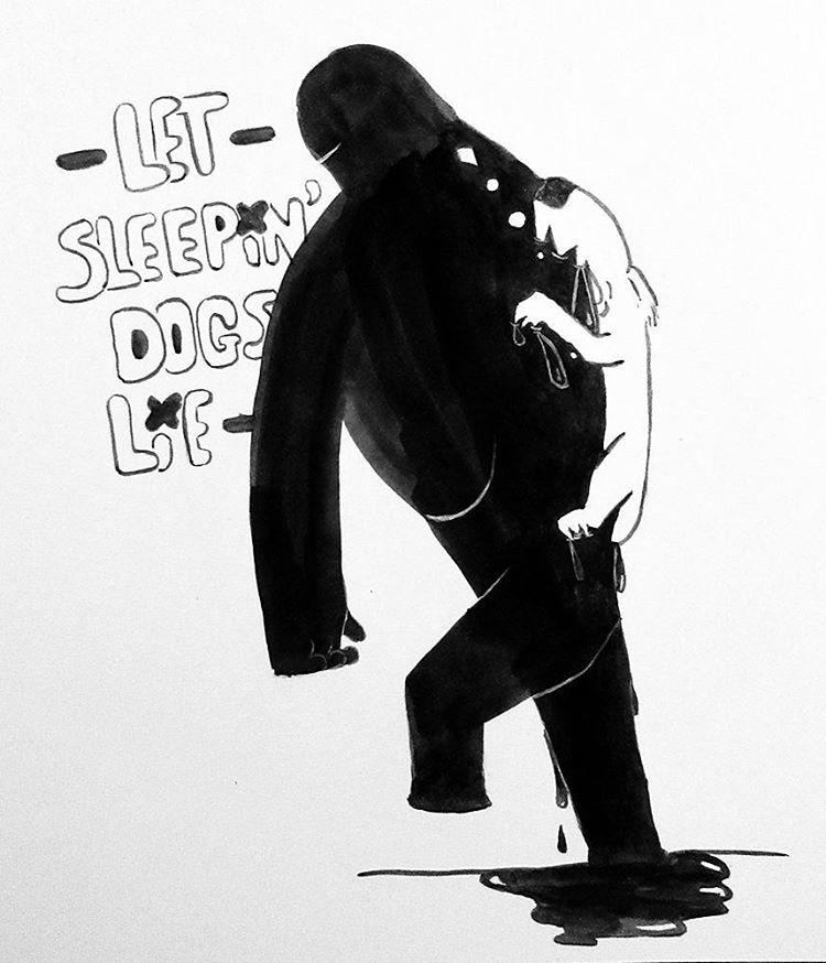 98 - Let Sleepin' Dogs Lie