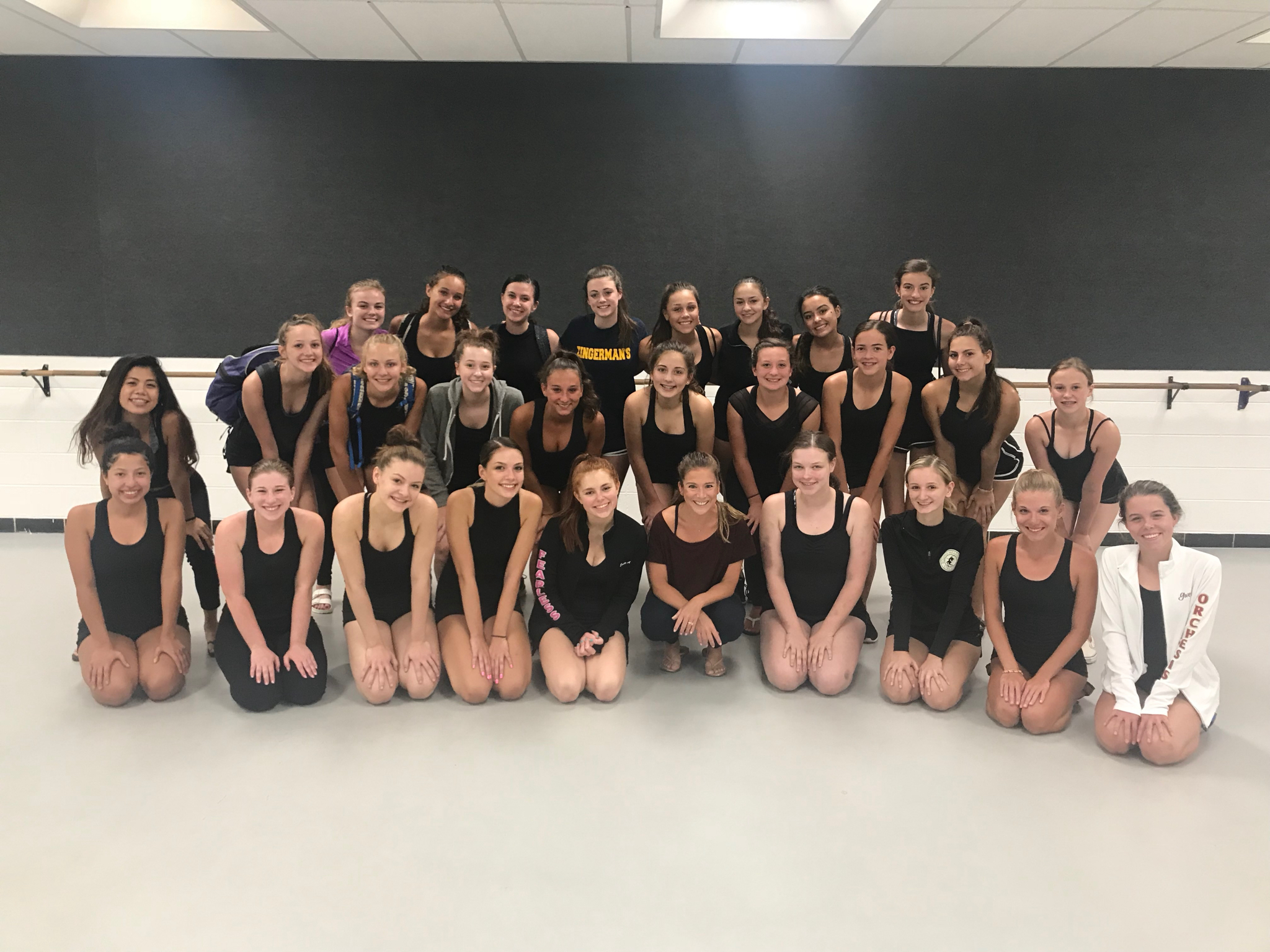 ROLLING MEADOWS HIGH SCHOOL DANCE ORCHESIS