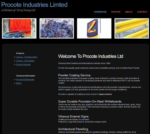 Procote Industries — Yunca Group