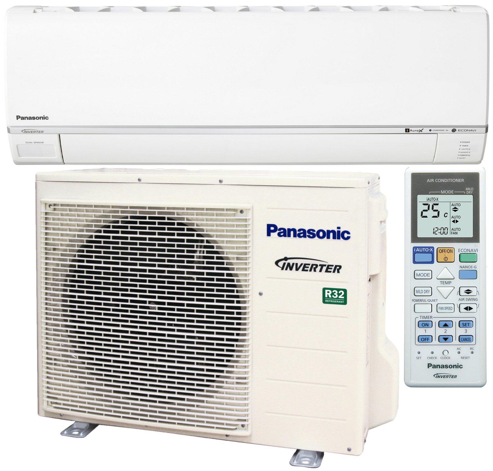 Panasonic Heat Pumps - Air Conditioners — Yunca Group