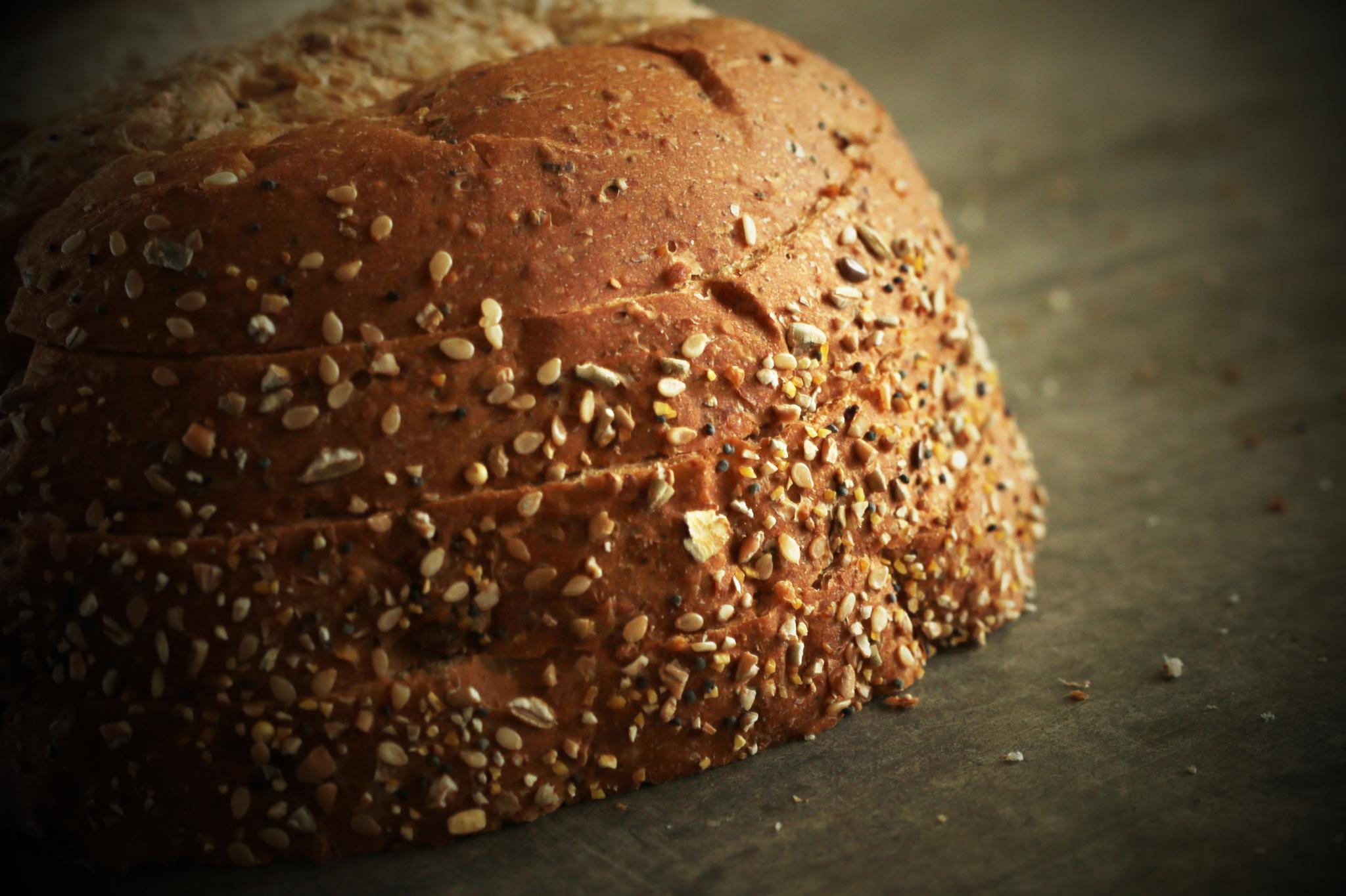 Oregon Nut Bread