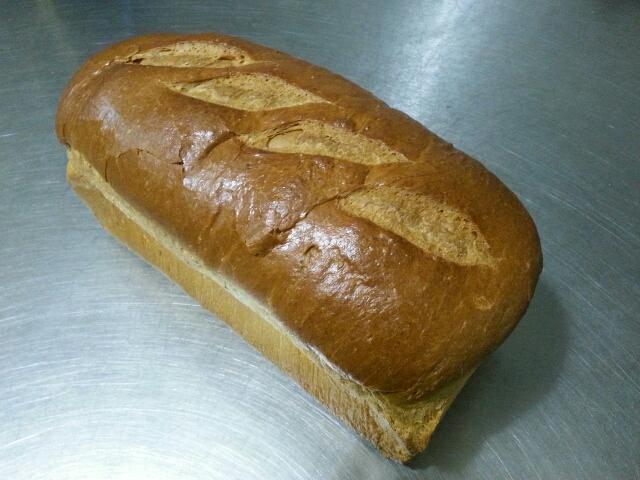 Brioche - Long Pan Loaf