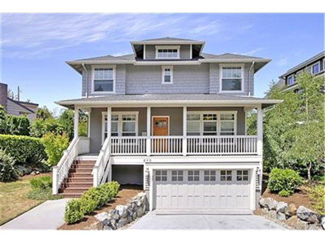 W Dravus Street, Seattle   Sold for $1,175,000    Represented the Seller   4 BD | 3.5 BA | 4 DOM