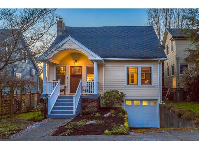 16th Avenue NW, Seattle   Sold for $605,000    Represented the Seller   3 BD | 2 BA | 6 DOM