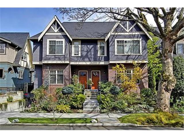 Malden Avenue E, Seattle   Sold for $599,000    Represented the Seller   3 BD | 2.25 BA | 20 DOM