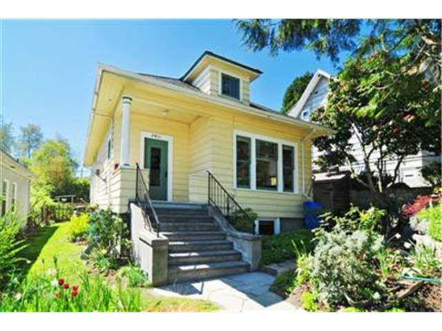 E Helen Street, Seattle   Sold for $538,750    Represented the Buyer   3 BD | 1.75 BA | 14 DOM