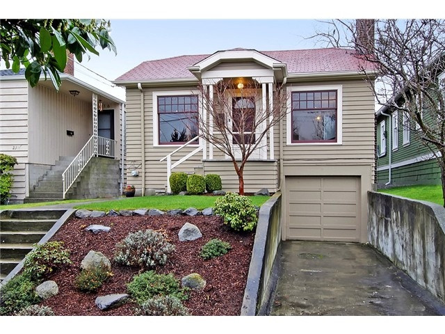 N 57th Street, Seattle   Sold for $580,000    Represented the Seller   3 BD | 1.75 BA