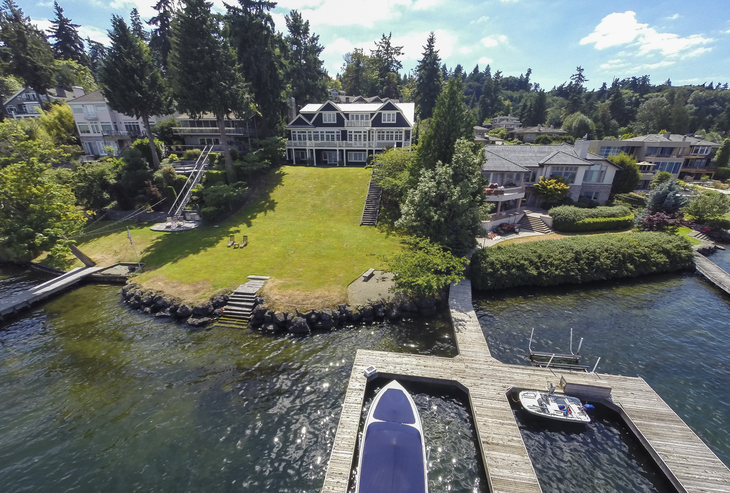 8908 North Mercer Way, Mercer Island                 Sold for $6,750,000   Represented the Seller  5 BD | 4.5 BA
