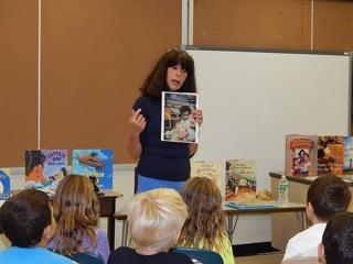 Roni-Schotter-school-visit