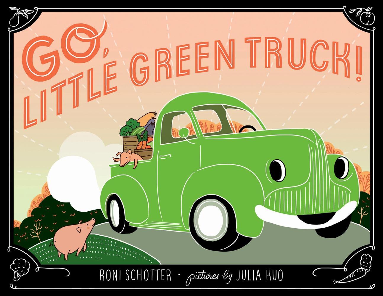 Little Green Truck