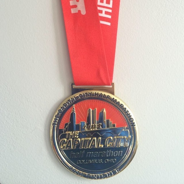 Capital City Half Marathon