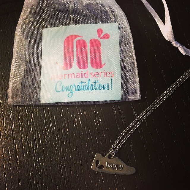 Mermaid Run East Bay Finisher Necklace