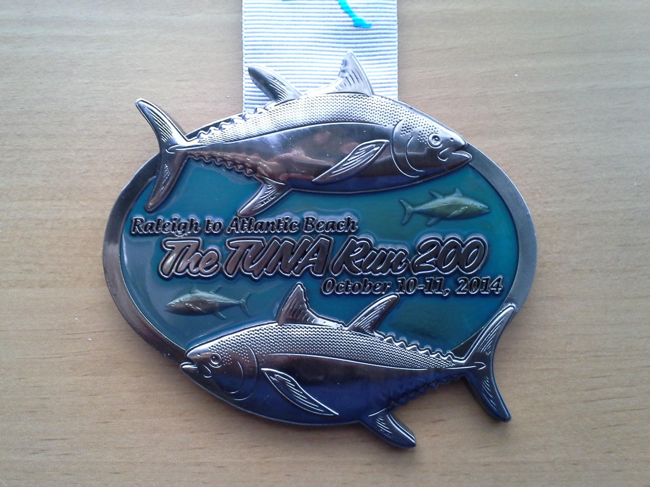 Tuna Run 200