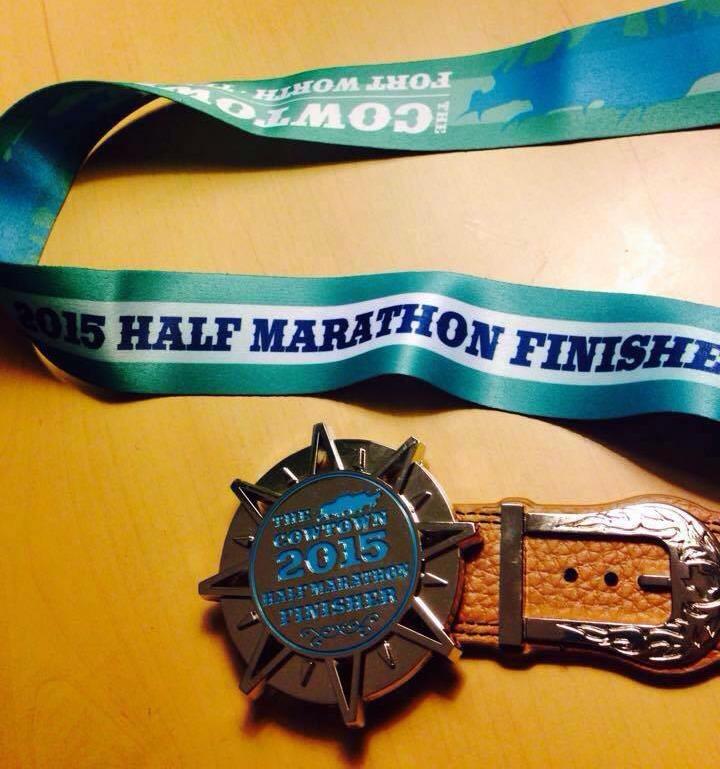 Cowtown Half Marathon