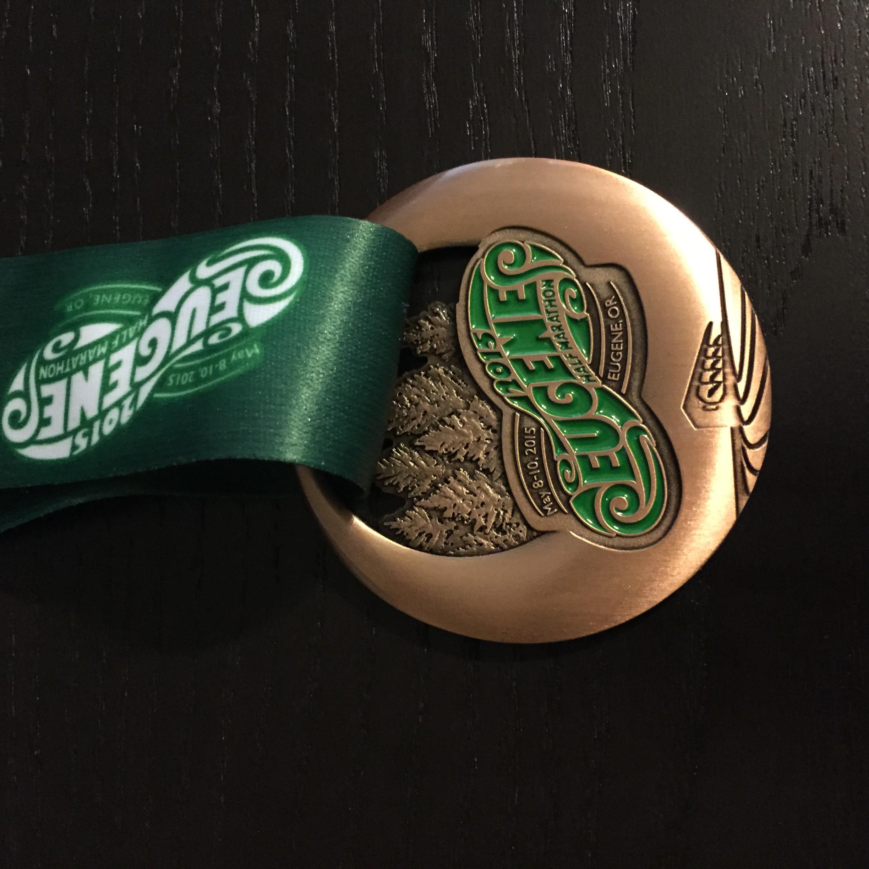 Eugene Half Marathon