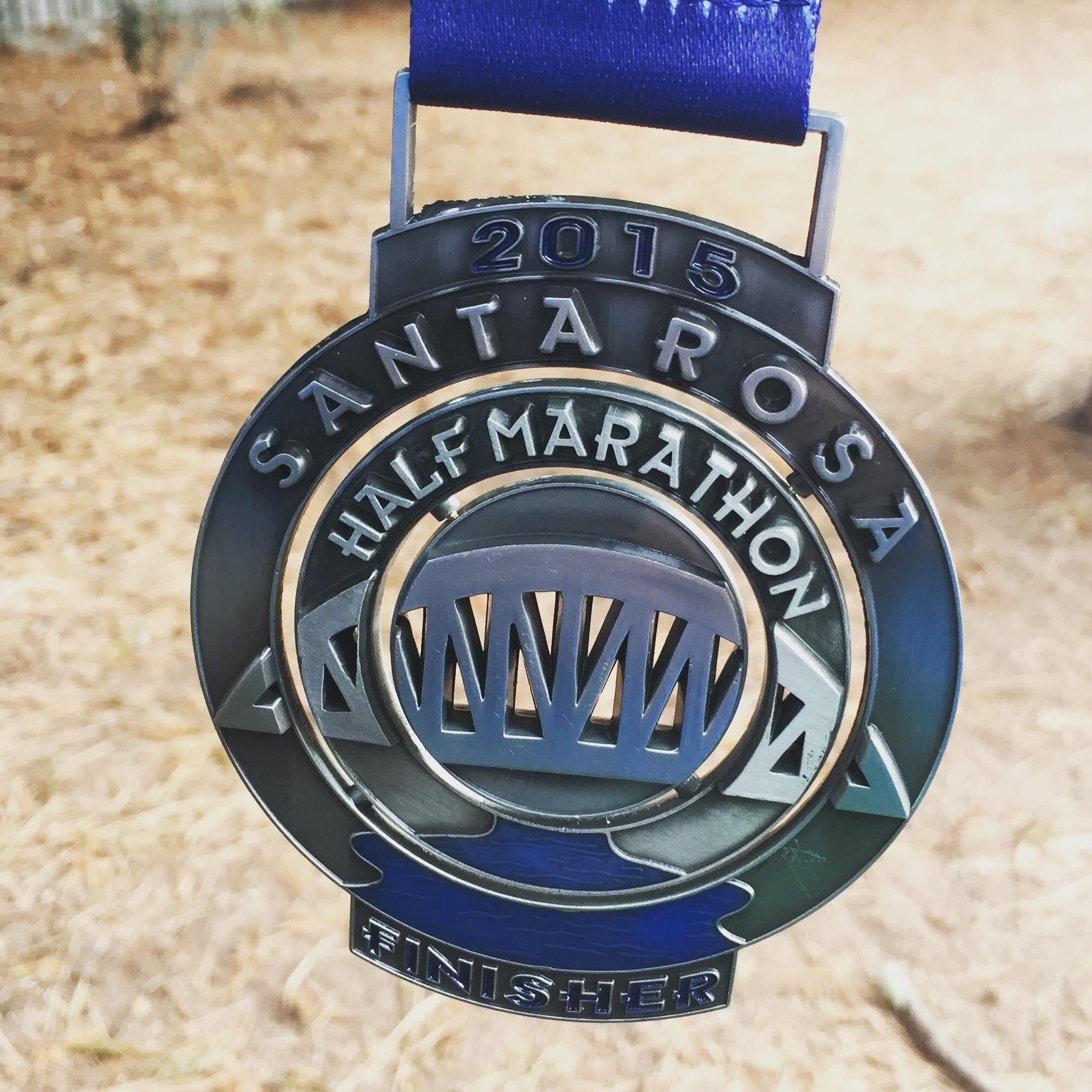 Santa Rosa Half Marathon