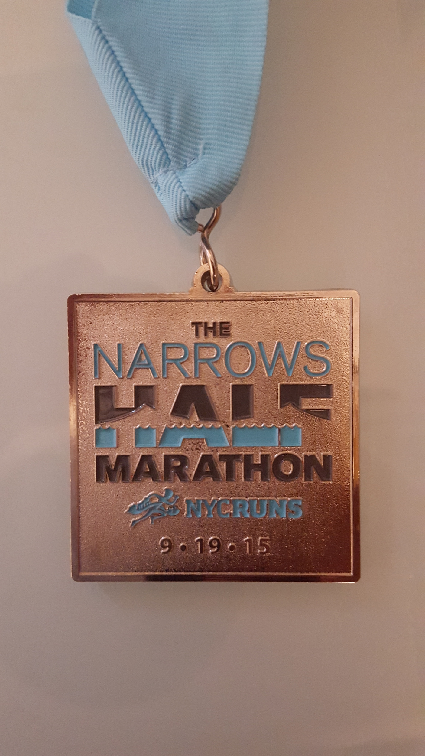 Brooklyn Narrows Half Marathon