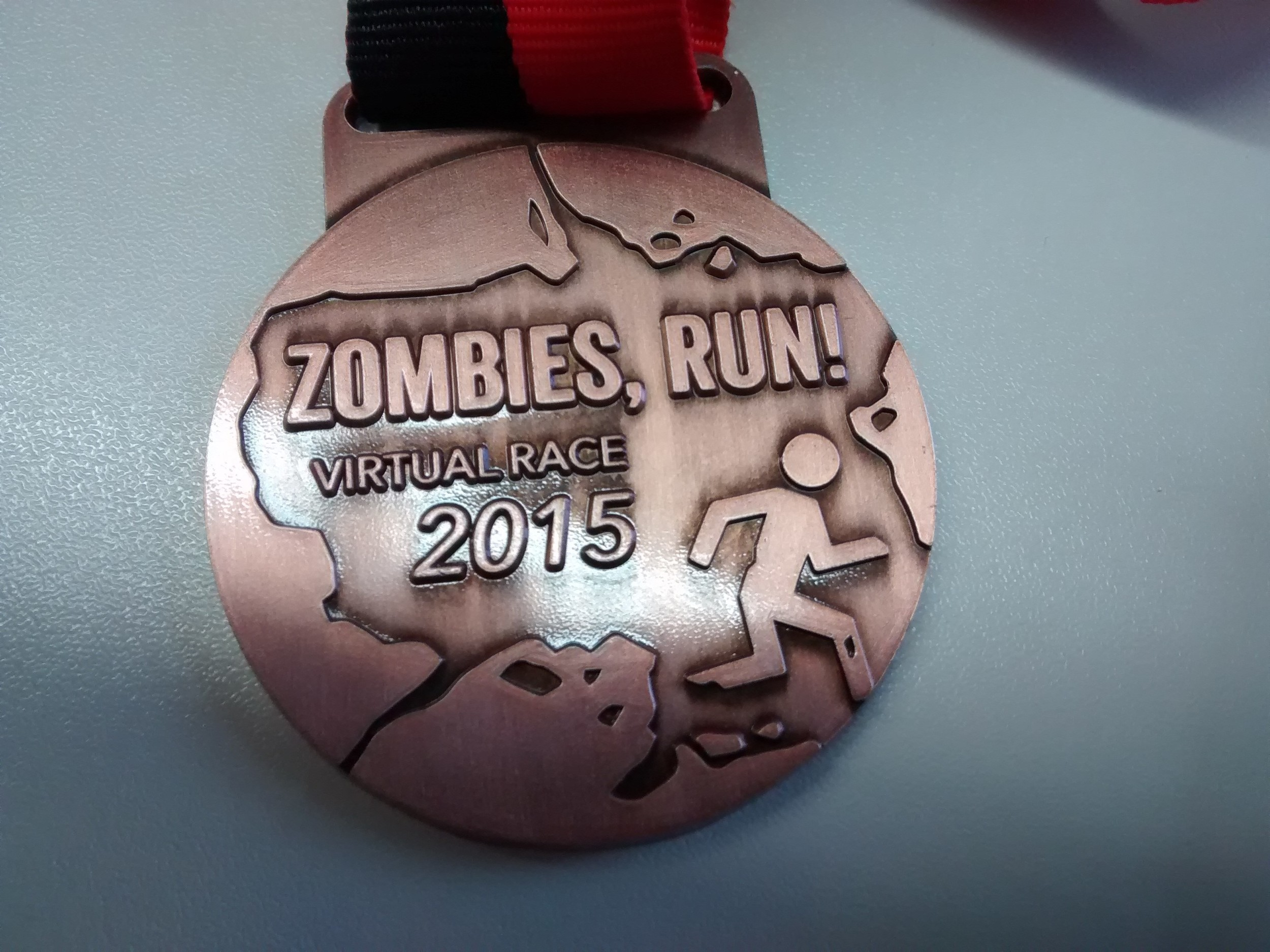 Zombies, Run Virtual Race
