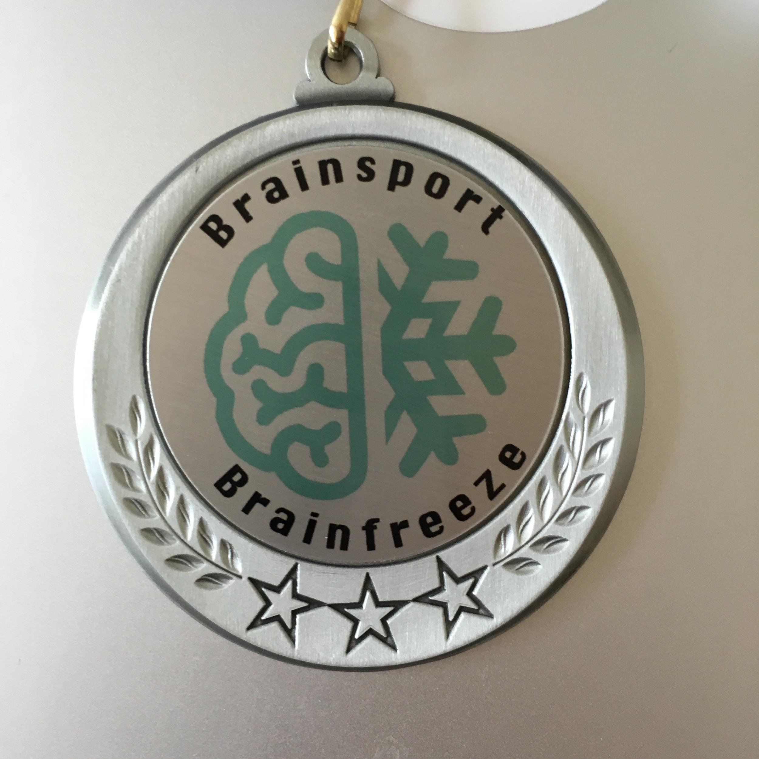 Brainsport Brainfreeze Half Marathon