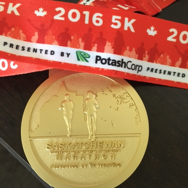 Saskatchewan Marathon - 5K