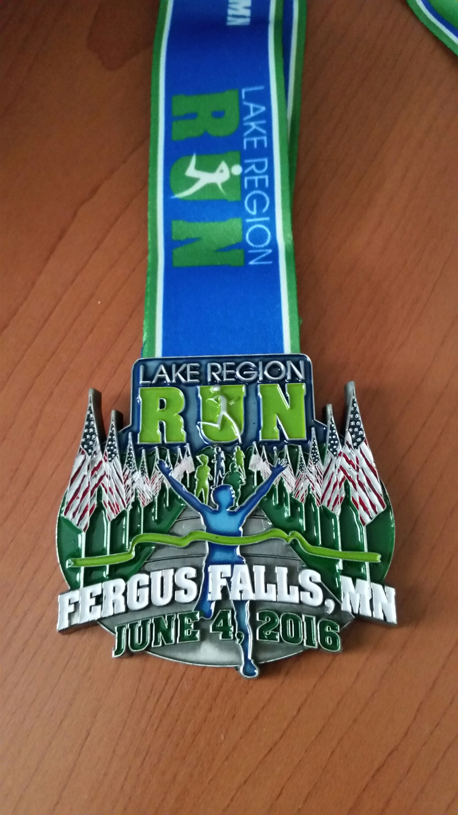 Lake Region Run
