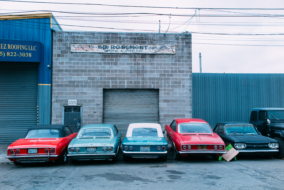 Classic Corvair Convention.