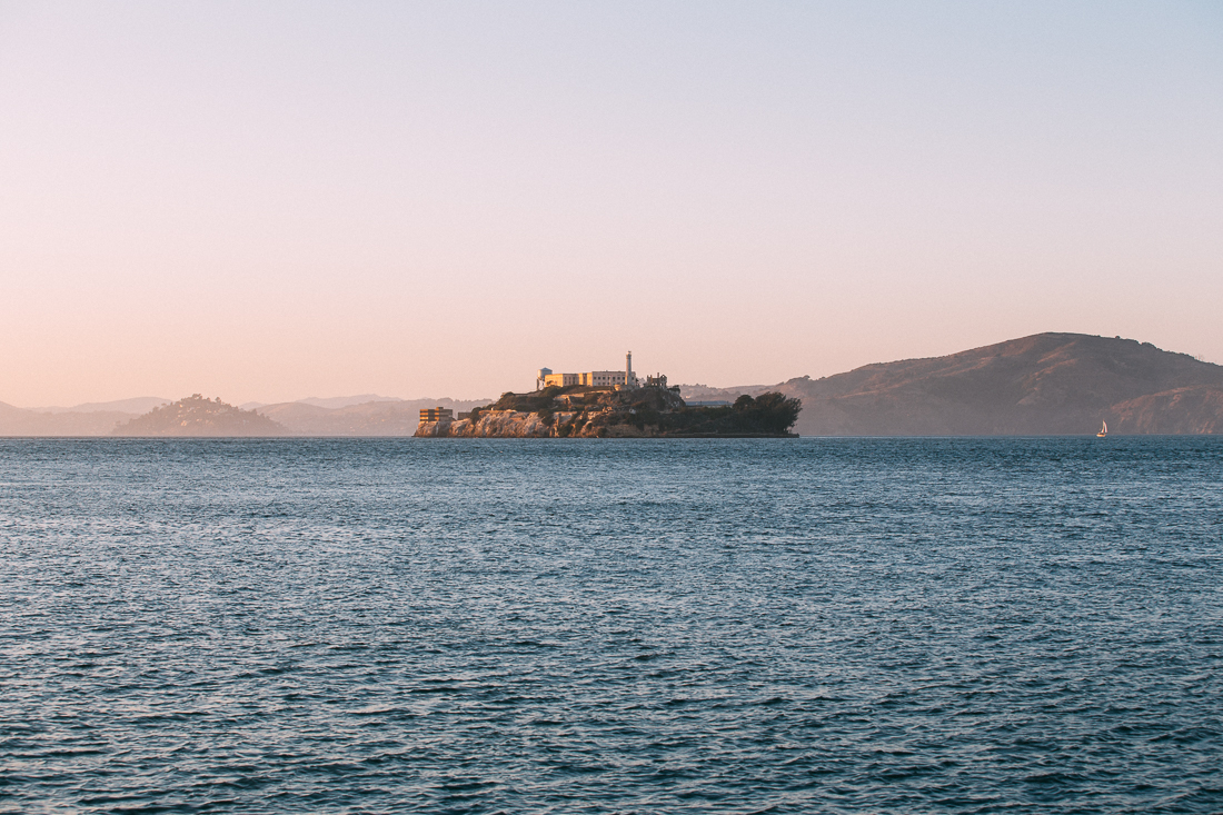 The Rock- Alcatraz.