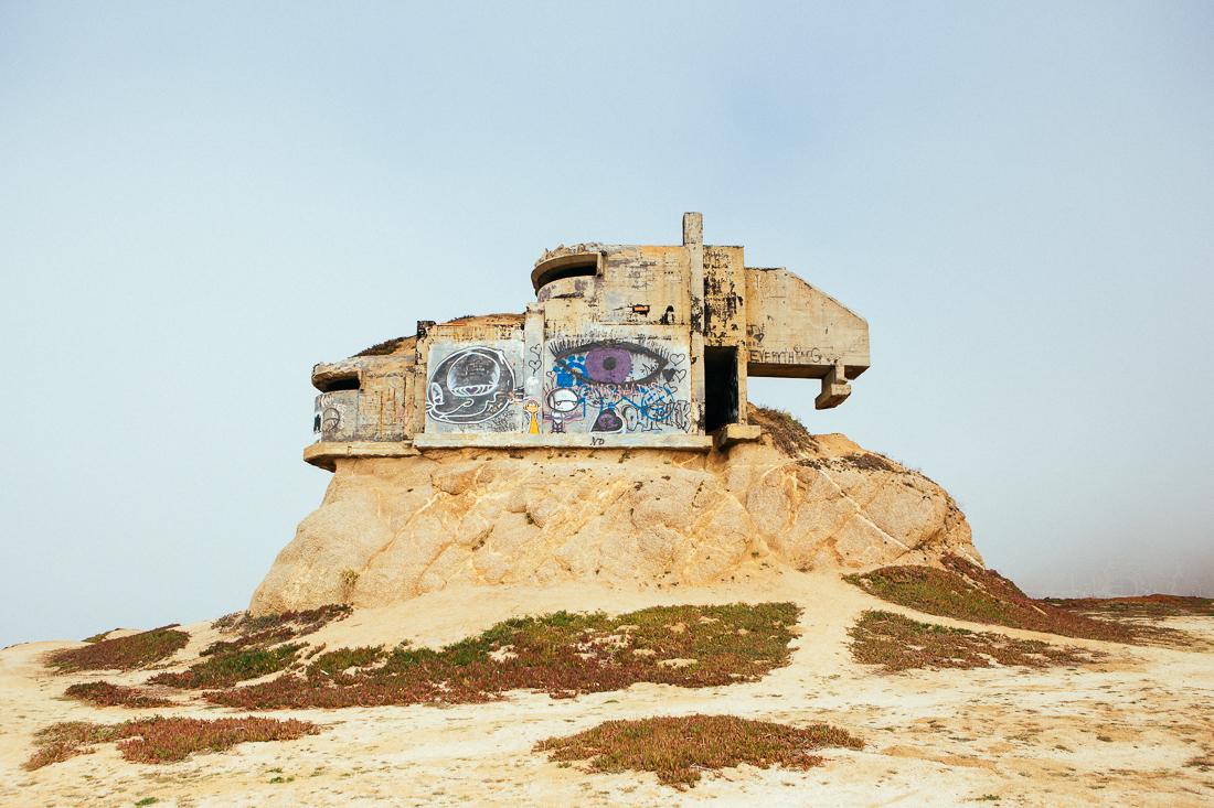 50 years of erosion.