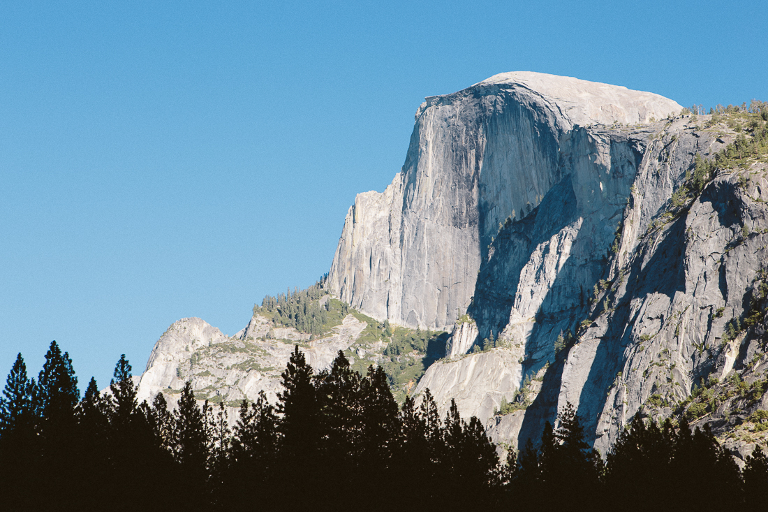 The famous snowboard jump on Donner Summit named Half Dome, is waaaayyyyyy smaller than the real thing.