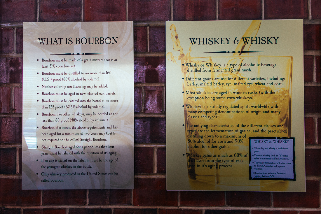 The rules to set all the bourbon/whiskey stories straight.