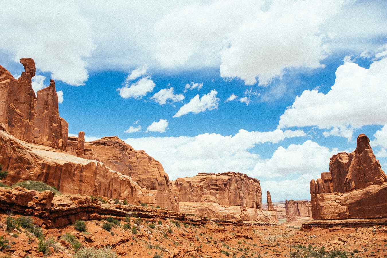 First destination was Arches National Park near Moab. I was shocked by the geographicbeauty of this land.I can't believe I never had comehere until now.