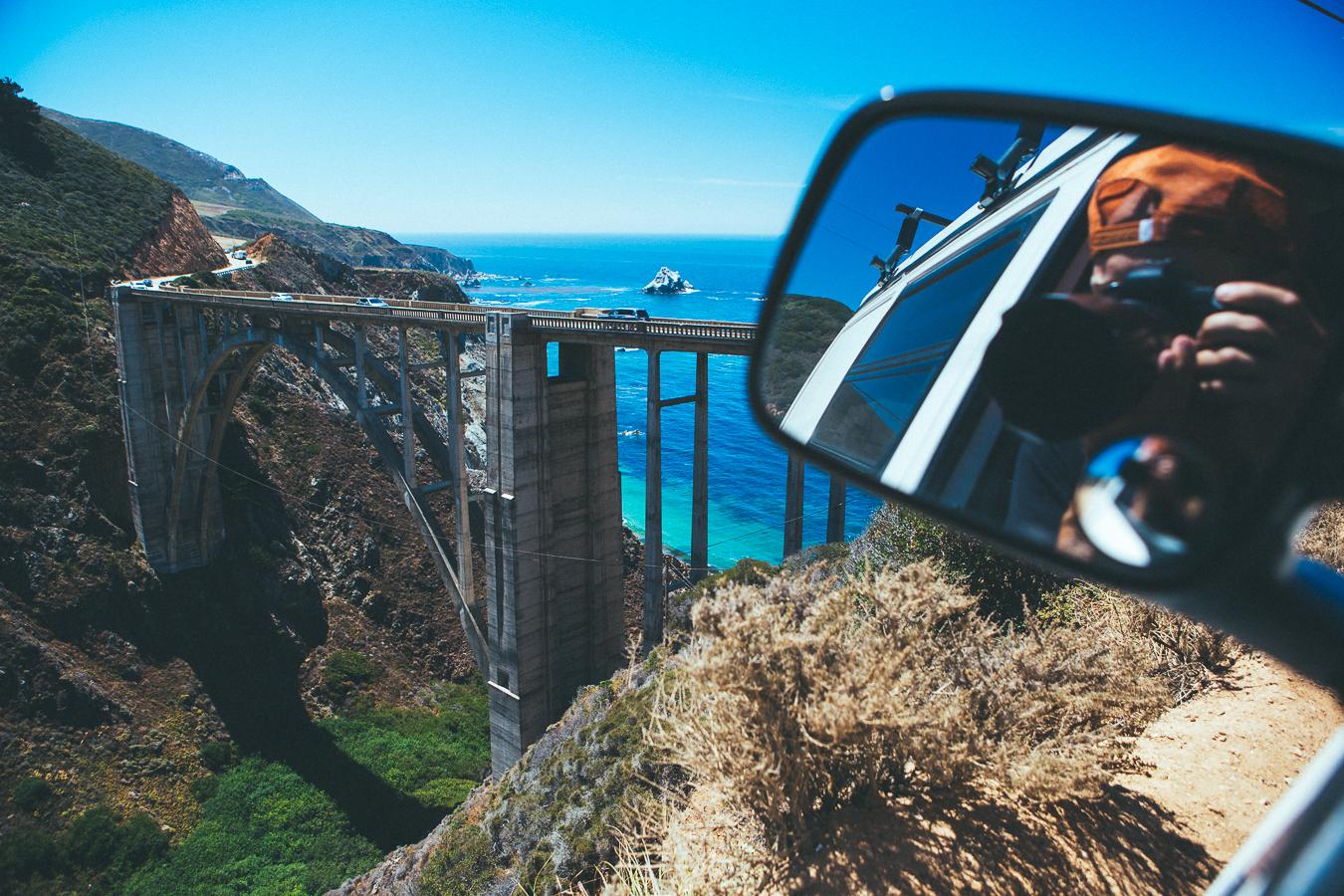 Mandatory selfie at 'that'bridge.