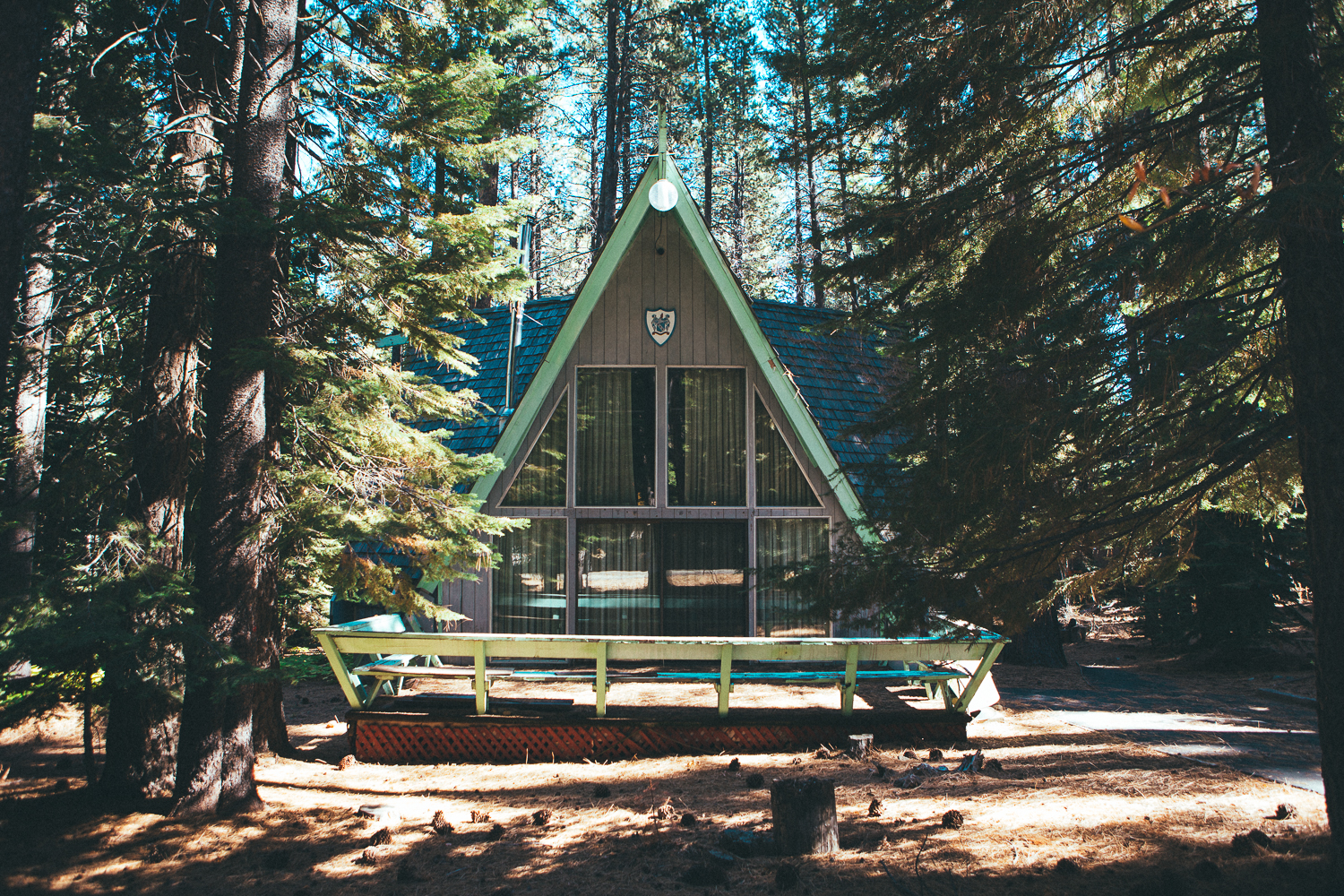 Look up #CabinPorn on Instagram. You too may get passionate about these homes.