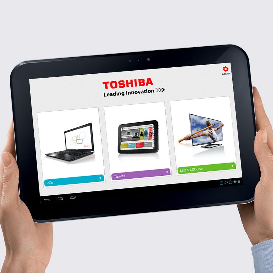 - Toshiba Android app